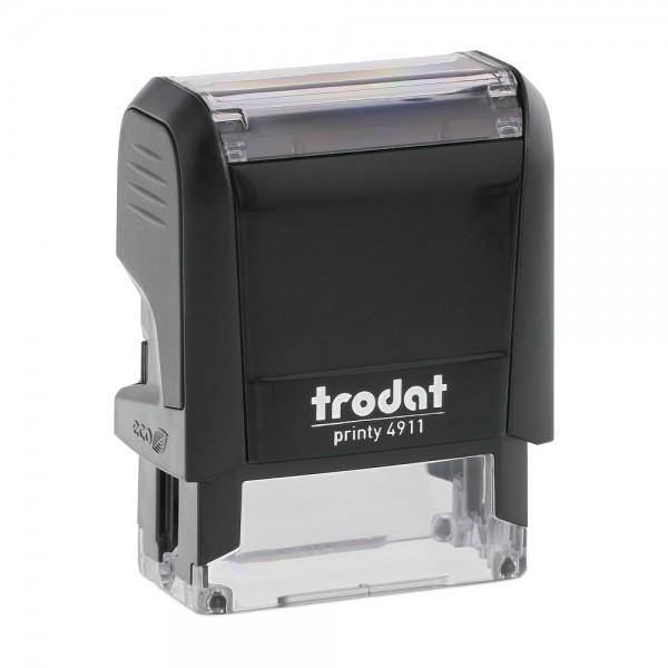 Trodat Printy 4911 38 x 14 mm - 3 lines