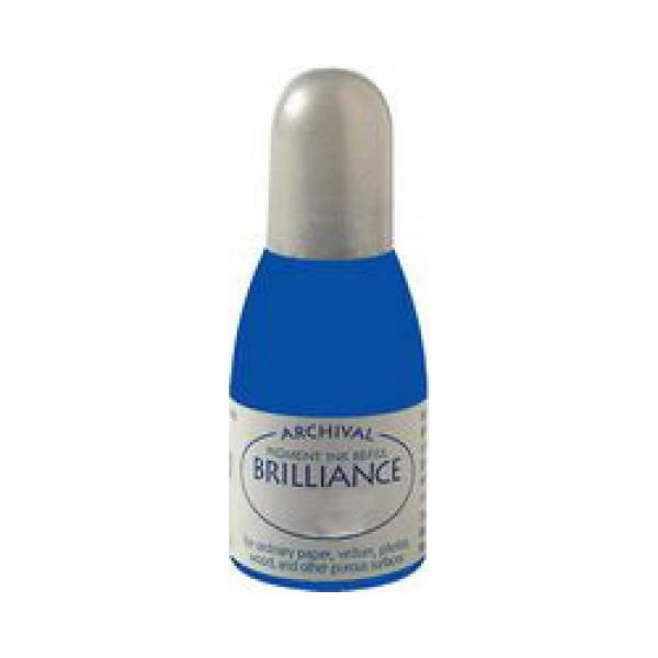 Tsukineko - Mediterranean Blue Ink