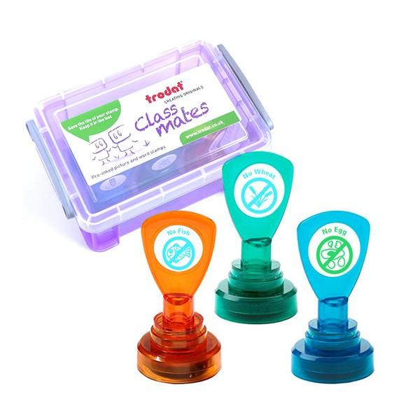 """Teachers' Stamps - Box """"Dietary Awareness"""""""