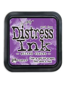 Ranger Ink - September Distress Ink Pad - Wilted Violet