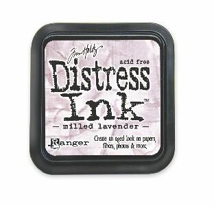 Ranger Ink - Milled Lavender Distress Pad