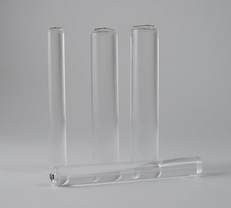 Card-io - Medium Majestix Clear Acrylic Rod Peg mounts 20mm dia. 1 per pack