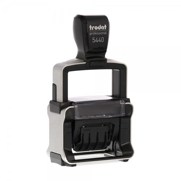 Trodat Professional Dater 5440 49 x 28 mm - 2+2 lines
