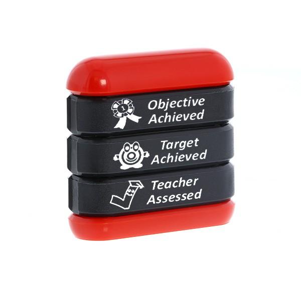 Trodat Stamp Stack - Achievement 2