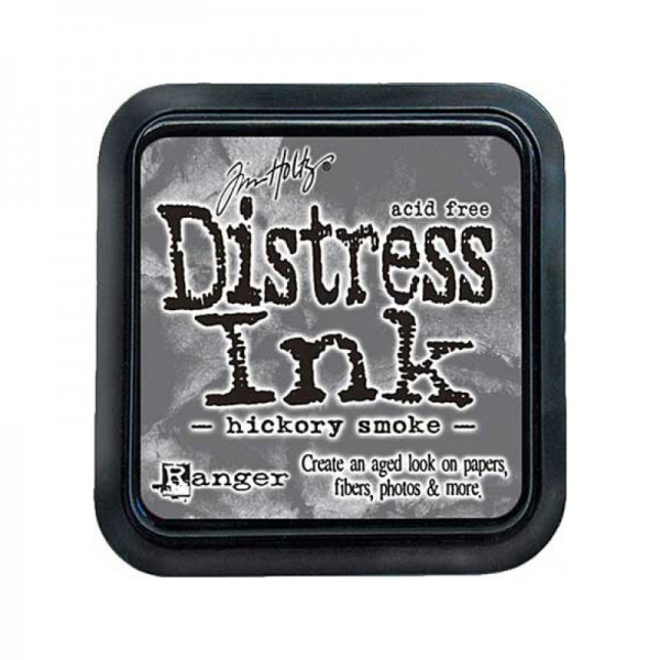Ranger Ink - June Distress Ink Pad Hickery Smoke
