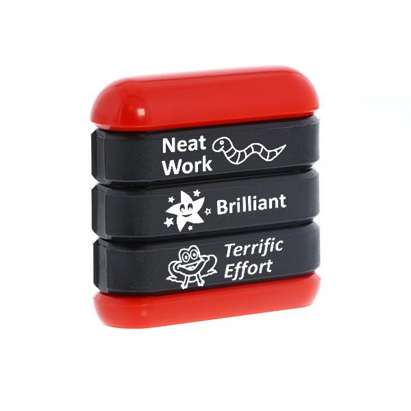 Trodat Stamp Stack - Achievement 1