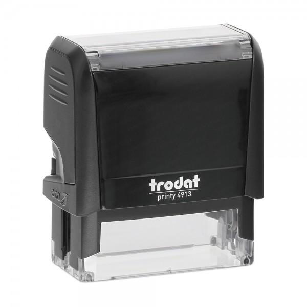 Trodat Printy 4913 58 x 22 mm - 5 lines