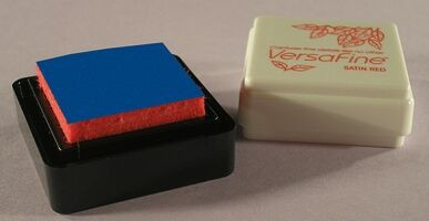 Tsukineko - Majestic Blue Versafine Small Pad