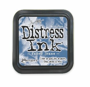Ranger Ink - Faded Jeans Distress Pad