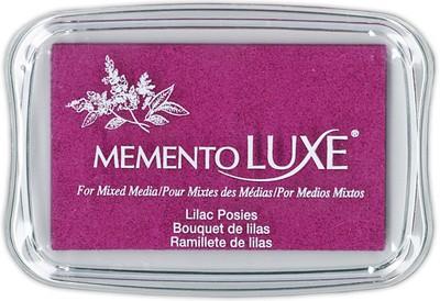 Tsukineko - Memento Luxe Lilac Posies