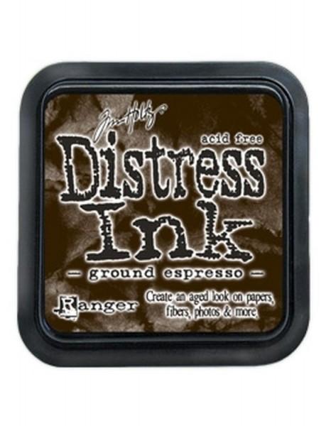 Ranger Ink - August Ground Espresso Distress Ink Pad