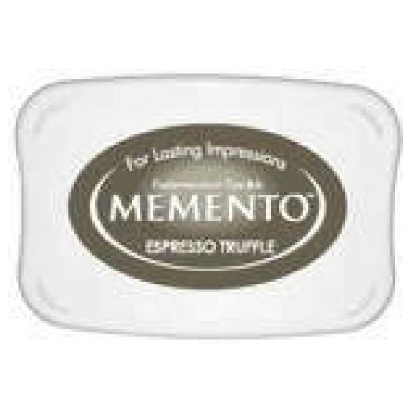 Tsukineko - Espresso Truffle Mmnto Ink Pad