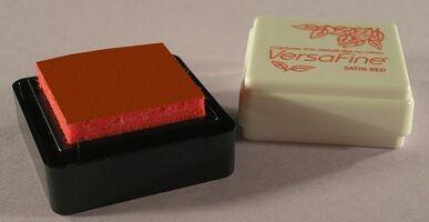 Tsukineko - Vintage Sepia Versafine Small Pad